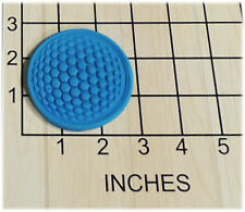 Golf Ball Fondant Cookie Cutter and Stamp #1297