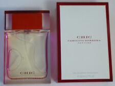 "Flacon parfum ""CHIC"" de Carolina Herrera"