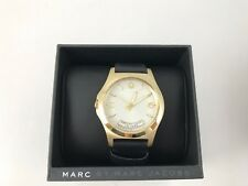 MARC BY MARC JACOBS Baby Dave Leather Strap Women Watch MBM1264