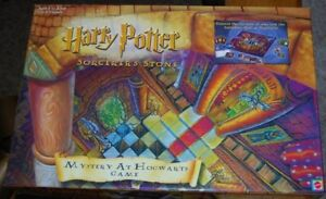 Harry Pottery Mystery At Hogwarts Game Replacement Parts Pieces 2001 Mattel