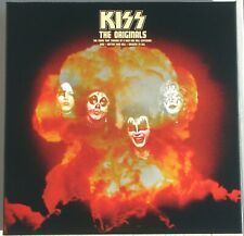 "KISS – ""The Originals"" 3 Picture Disc BOX, USA, Coventry '73; Winterland '75 NEW"