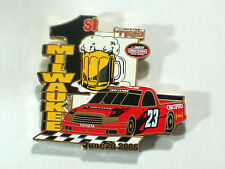 Toyota TRD Racing Pin   Milwakee Speedway Race Track