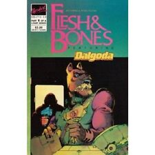 Flesh and Bones (1986) #1 - Cover A