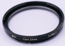 Hasselblad B50 B57 Carl Zeiss Softar I Filter For 500 V System Cameras