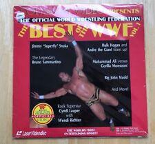 WWF Rare The Best Of The WWF Vol.1 Laser Videodisc