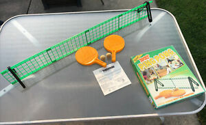 Nerf PING PONG Vintage 1982 Parker Brothers Brand Game Complete