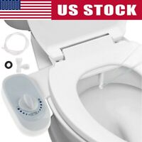 7/8 Bidet Fresh Water Spray Mechanical Non-Electric Bidet Toilet Seat Attachment