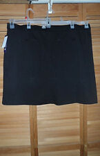 NEW WITH TAGS-WOMENS ARCHITECT WOMAN SKIRT-BLACK-SIZE 24