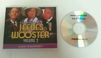 AUDIO BOOK CD - PG Wodehouse Jeeves & Wooster Vol 2 Radio Drama Brilliance Audio