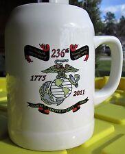 2011 USMC Beer Mug Chemical Biological Incident Response Force - Indian Head, MD