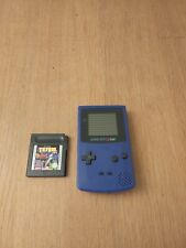 Nintendo Game Boy Color/Colour Handheld Console CGB-001 - Purple -Free Postage!!