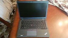 "Lenovo Thinkpad T450s 14"" Intel Core i7 2.60GHz 20GB DDR3 256GB SSD WITH OFFICE"