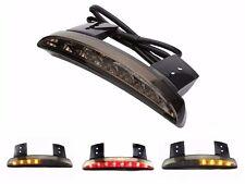 Smoke LED Rear Brake Tail Turn Light indicators For Harley Sportster 1200 883 XL