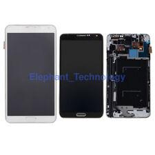 QC For Samsung Galaxy Note3 N900A N900T N9005 Screen Digitizer Touch LCD + Frame