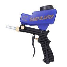 Portable Gravity Sandblasting Gun Pneumatic Sandblasting Rust Blasting Tools