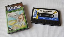 MSX Game - Dog Fighter - Kuma