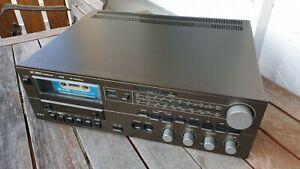 RFT Stereoanlage SC 1800 CASSEIVER, orig. DDR/VEB, 1988, Radio top/Cass. defekt