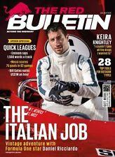 The Red Bulletin Magazine Daniel Ricciardo Keira Knightley Jerzy Skarzynski  NEW