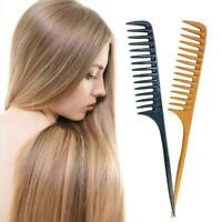 Professional Combs Rat Tail Tip Brush Haircut Hair Styling Salon Barber Com X9A8