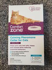 Comfort Zone Calming Pheremone Collar For Cats