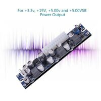 ATX PSU DC 19V 200W Power Supply PCBA Card Board 24 Pin for Mini-ITX Mainboard