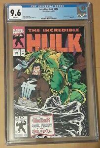 Hulk 396 Cgc 9.6