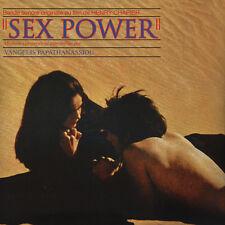 Vangelis - OST Sex Power: Bande Sonore Original (Vinyl LP - 1972 - US - Reissue)