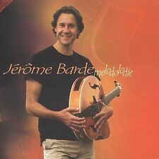 New: BARDE,JEROME: Melodolodie  Audio CD