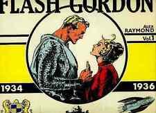 FLASH GORDON Vol 1 1934-1936 ALEX RAYMOND EO edition FUTUROPOLIS album comics