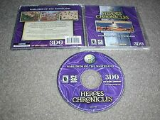 Heroes Chronicles Warlords Of The Wasteland PC CD-ROM Game for Windows 95/98/NT