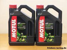 9,48€/l Motul 5100 4T 15W-50  2 x  4 L teilsyn 4Taktöl