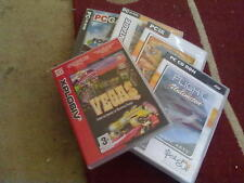 5 PC CD Rom Games 2011 3+ Action & Adventure PAL Varied Windows Online