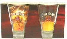 Jim Beam 2x Tumbler Glass Gift Pack (GREAT PRESENT!)