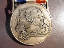 Abzeichen Medaille Orden Feuerwehr Marsch 1975 Bad Segeberg See
