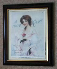 Original 1911 music score 'A 1000 Kisses', Waltz by Archibald Joyce
