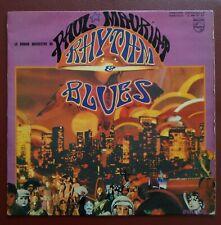 LP - PAUL MAURIAT - RHYTHM & BLUES - PHILIPS Records 1968 France press