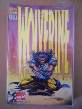 WOLVERINE n°73 1996 Marvel Italia  [G700]