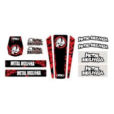 KTM 525 EXC 525EXC EXC525 Metal Mulisha Trim Sticker Kit Graphics 18-50560