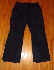 BODY GLOVE MENS PREMIUM TECHNICAL SNOW SKI BOARD PANTS LARGE PANT BLACK