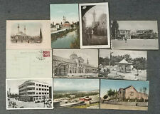 LOT 10 postcards of Damas Syria - Damascus Syrie posted & mint