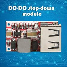 DC-DC Step-Down Module 6-24V 12V 24V to 5V 3A Car USB Phone Charger Board