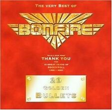 """Bonfire """"The very best of"""" 2 CD NUOVO!!!"""