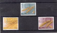 Suiza Valores del año 2008 (CI-168)