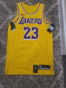 Lebron James - Lakers - Nike Vaporfly Authentic Jersey - Size 44(m) - BNWT