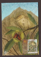 """2010 GREECE MOUNT ATHOS- """"FLAURA-FAUNA #4"""" COMPLETE ISSUE ON MAXI CARDS"""