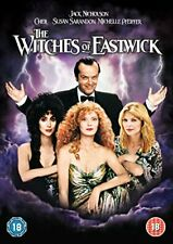 The Witches Of Eastwick [1987] [DVD][Region 2]