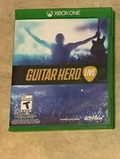 Guitar Hero Live XBOX ONE Game only in Case - NO guitar