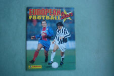 Panini European Football Stars Complete Set(empty Album + Sticker Set)