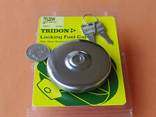 LOCKING PETROL CAP SUIT FORD CORTINA TC TD TE  + FAIRLANE ZD ZF ZG ZH V8 C'LAND