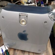 MAC 0S 9 - MAC G4 APPLE TOWER SILVER COLOR 896 MB SDRAM 20GIG HDD AS IS (T-17)